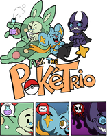 Ask The PokeTrio by JulieKarbon
