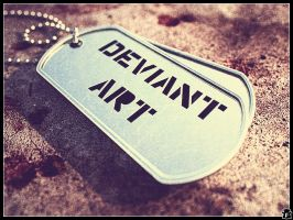 D.A. Dog Tag by Furumaru