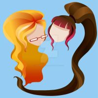 Team Girl Icon by TeamGirl-Differel