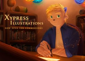 Xypress Illustrations by Koru-Xypress