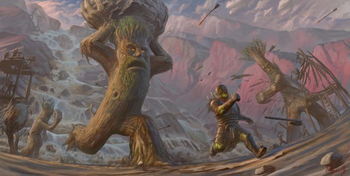 Ents by TolyanMy