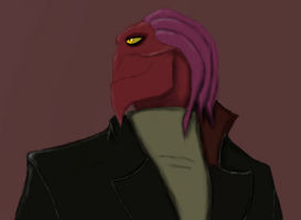 Thrax by theLordStarscream