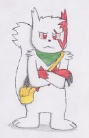 Keith the Zangoose by topgun308