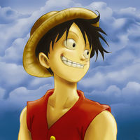 Luffy by Aedua by piskomil