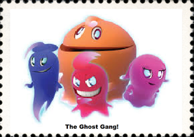 Ghost gang stamp by Smurfette123