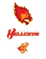 HOUSTON HELLCATS ICEHL by BURZUM
