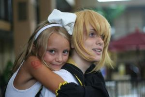 :NAD #5: Rin and Len Kagamine 2 by stormilove