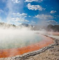 Wai-O-Tapu - Champagne Pool by aaron-r-photography