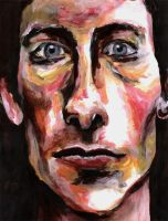 Selfportrait_close up by pjc16a