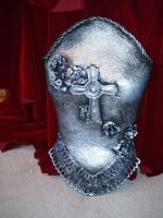 warrioress breast plate by Aurora-Blackhill