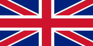 Union Flag - St Patrick's Cross Alt by Rory-The-Lion