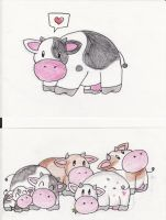 Cows by ChaosAngel5