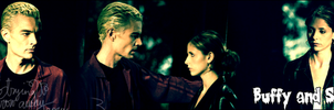 Buffy And Spike by katia88