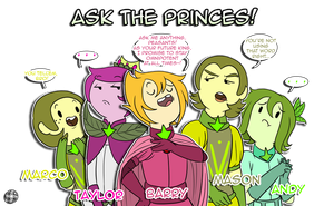 [CLOSED] Ask the Princes! by Ask-TheRubbermaiden