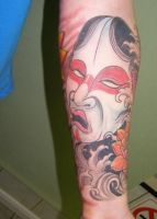 Jap tattoo by Inkcastle