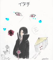 Uchiha's and Weasels by zhaleys