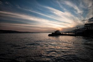 Beautiful Bosporus by BloodStainedKid