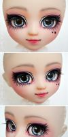 Face-Up: Minako by prettyinplastic