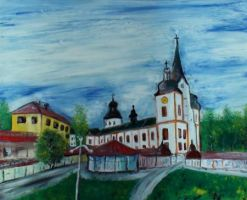 Mariazell- the Church by 1photo