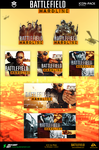 Battlefield Hardline - Icon Pack by Crussong