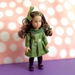 Custom Sara Crewe Doll (A Little Princess) by MadameWario