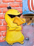 Sailor Psyduck by One2See4Five