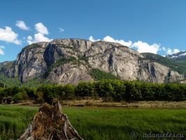 The Chief - Squamish (updated) by adanielescu