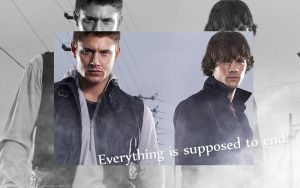 Supernatural Wallpaper by me969