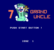 GRAND UNCLE by MarioCraft31