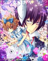 Vongola In Wonderland by Juu-Yuki