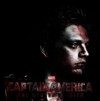 Captain America 2 The Winter Soldier Poster by MarvelJustice