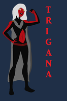 Trigana (contest entry) by TruthsDiary