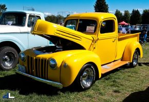 '46 Ford Pickup by imonline