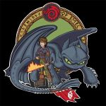 How To Train Your Dragon 2 Design by culdesackidz
