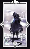 5 of Cups - Master Shadow by Quas-quas
