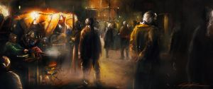 night market by VitoSs
