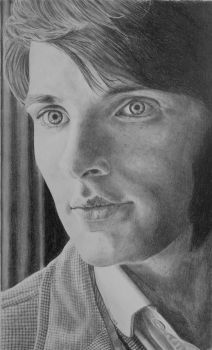Colin Morgan as Jimmy Minor by quiltineb