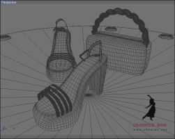 Shoes 2 by ALBITAR