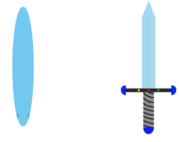 FS's sword and magic hoverboard by Animatedobjectsshows