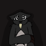 iScribble Sad Beaver by QueenStorm