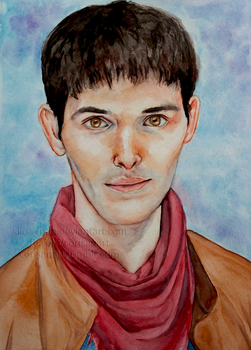 Merlin by klice-chan