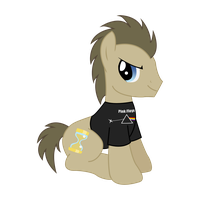 MhP Rock Edition : Dr. Whooves and Pink Floyd by ShadyHorseman