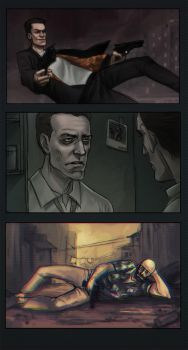 Max Payne: The Good, The Bad and the Ugly by On-The-Bandwagon