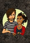 Nat and Nick by jagolevert