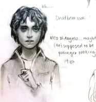 nico di angelo by manillalu