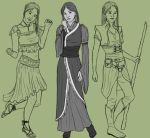 Clothing Designs by Ilenora