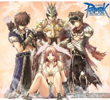Ragnarok Online: For The Guild by muzikmastamaku