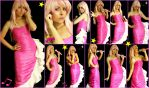 Jem Broadway Magic Collage by AmmieChan