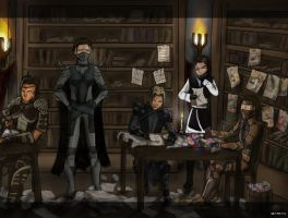 Guild by Izarian-Hanar