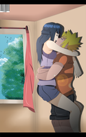 NaruHina love in the room by Sarah927